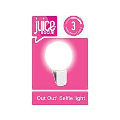 Juice Out Out Selfie Light