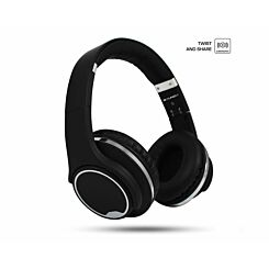 Soundz SZ950 Twist On-Ear Bluetooth Headphones