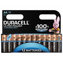 Duracell Ultra AA Batteries Pack of 12