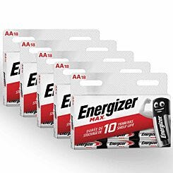 Energizer Max AA Pack of 90