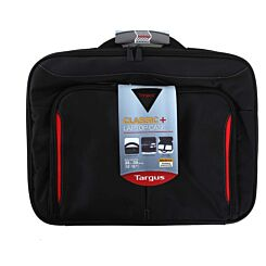 Targus Classic Plus Clamshell Laptop Bag 15-15.6 Inch