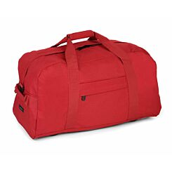 Members by Rock Medium Holdall and Duffle Bag 65cm Red