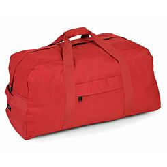 Members by Rock Medium Holdall and Duffle Bag 75cm Red