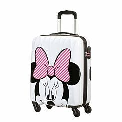 American Tourister Disney Minnie Mouse Spinner Cabin Case