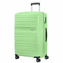American Tourister Sunside Large Expandable Suitcase Mint