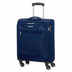American Tourister Hyperbreez Cabin Case Dark Blue