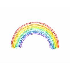 Nylon Rainbow LED Light
