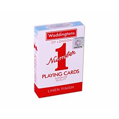 Waddingtons No.1 Playing Cards