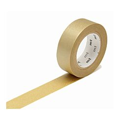 mt Washi Tape Gold 15mm x 10m