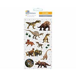 Fun Stickers Dinosaurs Theme