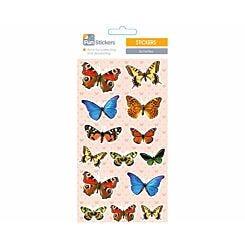 Fun Stickers Butterflies