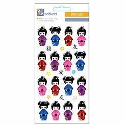 Fun Stickers Miss Emperor
