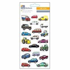 Fun Stickers Cars and Trucks
