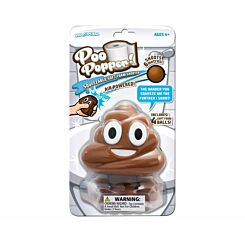 Cheatwell Squeeze Popper Poo Toy