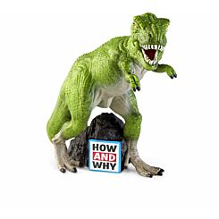 How and Why The Age of Dinosaurs and Prehistoric Animals Tonies Content