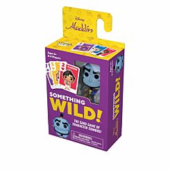 Something Wild Disney Aladdin Card Game
