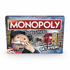 Monopoly Sore Losers Edition