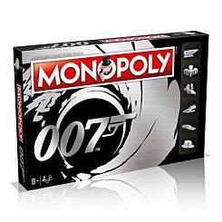 James Bond 007 Edition Monopoly