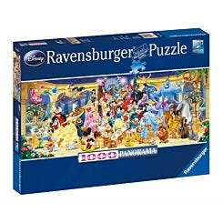 Ravensburger Panoramic Jigsaw Puzzle Disney 1000 Pieces