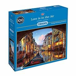 Gibsons Love is in the Air 1000 Piece Jigsaw Puzzle