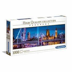 Clementoni London Panorama 1000 Piece Jigsaw