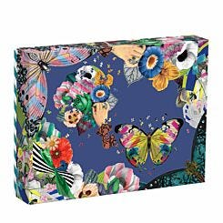 Christian Lacroix Heritage Collection Frivolites Jigsaw Puzzle Set of 2