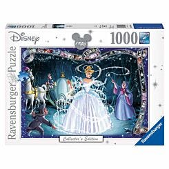 Ravensburger Collectors Edition Cinderella Puzzle 1000 Pieces