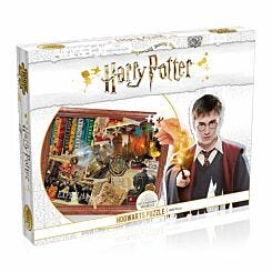 Harry Potter Collectors 1000 Piece Jigsaw Puzzle