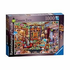 Ravensburger Treasure Trove 1000 Piece Jigsaw Puzzle