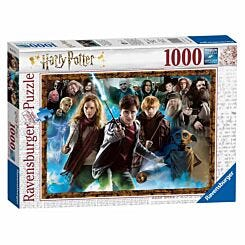 Ravensburger Harry Potter 1000 Piece Jigsaw Puzzle