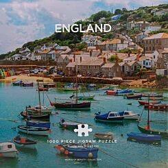 Cornwall Jigsaw Puzzle 1000 Piece