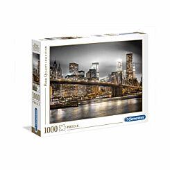 Clementoni New York Skyline 1000 Piece Jigsaw Puzzle