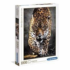 Clementoni Walk of the Jaguar 1000 Piece Jigsaw Puzzle