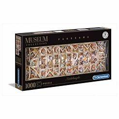 Clementoni Michaelangelo The Sistine Chapel Ceiling 1000 Piece Puzzle