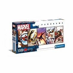 Clementoni Marvel Avengers Panorama 1000 Piece Puzzle
