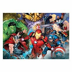 Clementoni Play For Future Avengers 104 Piece Puzzle
