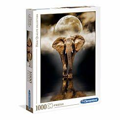 Clementoni The Elephant 1000 Piece Puzzle
