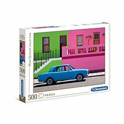 Clementoni The Blue Car 500 Piece Puzzle