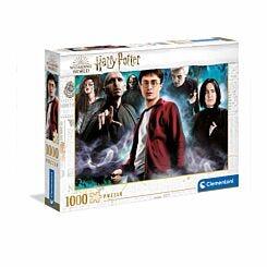 Clementoni Harry Potter 1000 Piece Puzzle