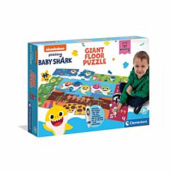Clementoni Educational Baby Shark Giant Floor Puzzle
