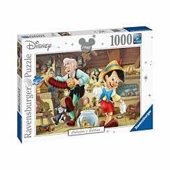Disney Collectors Edition Pinocchio 1000 Piece Jigsaw Puzzle