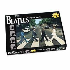 Beatles Abbey Road Puzzle 1000 Piece