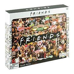 Friends Collage 1000 Piece Jigsaw Puzzle