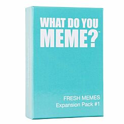 What Do You Meme Fresh Memes Expansion Pack 1