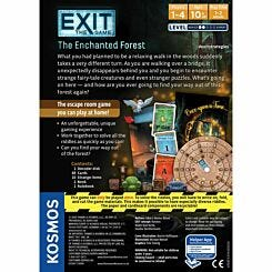 Exit Game Enchanted Forest