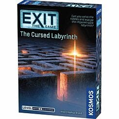 Exit Game The Cursed Labyrinth