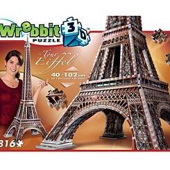 Wrebbit 3D Eiffel Tower Puzzle