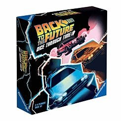Back to the Future - Dice Through Time Game