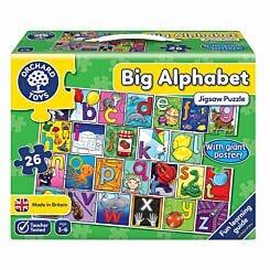 Orchard Toys Big Alphabet Jigsaw