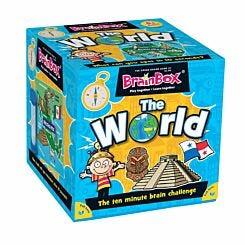 Brainbox The World Card Game